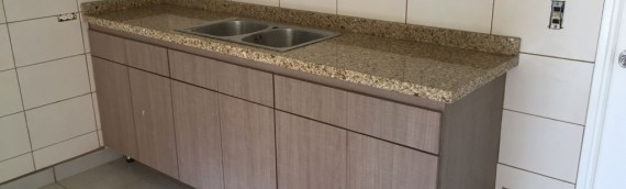 Kitchen granite Tahoe counter top